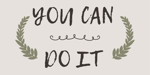 "Magneetti, ""You can do it"""